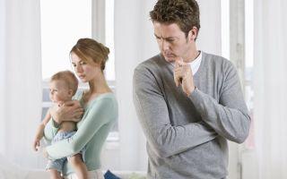 Развод с тремя детьми — как проходит?