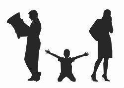 Как происходит бракоразводный процесс при наличии несовершеннолетних детей: порядок, процедура, список документов для развода супругов с несовершеннолетним ребенком - Где, куда, как подать заявление на развод, если есть ребенок - Как оформить развод, если есть дети