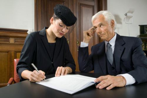 Как признать завещание недействительным?