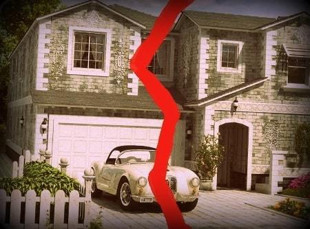 Какое имущество делится при расторжении брака, что входит в раздел имущества при разводе