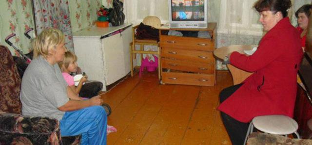 Акт обследования жилищно-бытовых условий неблагополучной семьи, несовершеннолетнего: образец заполнения