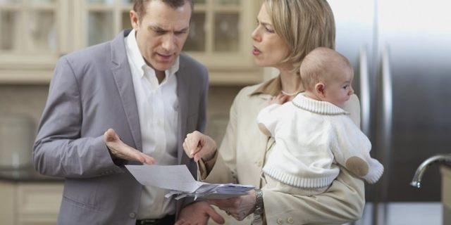 Как делится материнский капитал при разводе супругов - имеет ли отец/муж право на материнский капитал - как делится квартира, купленная на материнский капитал при разводе