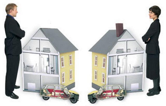 Какое имущество не делится при разводе супругов - имущество, не подлежащее разделу