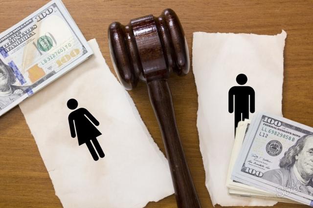 как делится бытовая техника при разводе