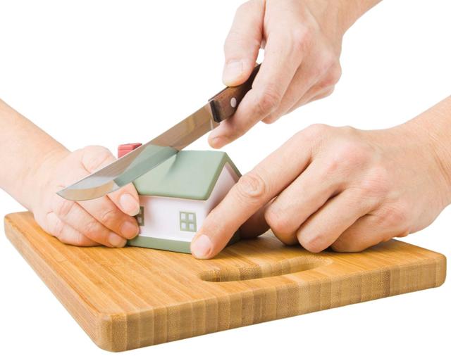 Исковое заявление о разделе ипотеки после развода (образец)