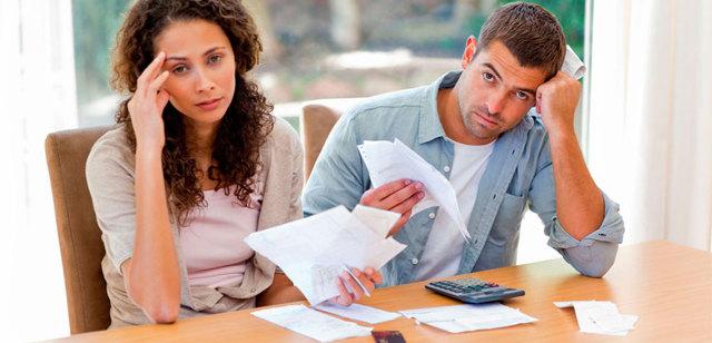 Иск о разделе долгов супругов
