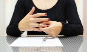 Развод без детей без имущества через ЗАГС, через суд