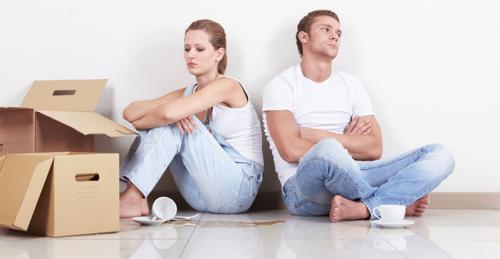 Как делится неприватизированная квартира при разводе